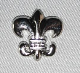 TS Fleur de Lis Silver