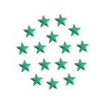 Star 5x5 Green