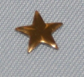 Star 5x5 Gold