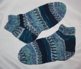 Kleurige sokken maat 38/39