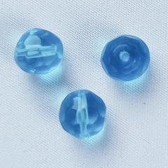 Glaskraal Facet blauw