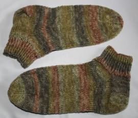 Kleurige sokken maat 40/41