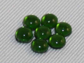 Cabuchons Green/Emerald SS16