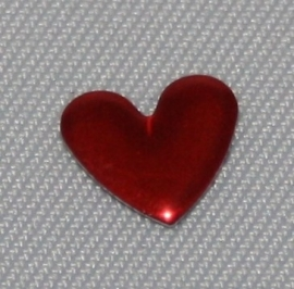 Heart Siam 6x7 mm