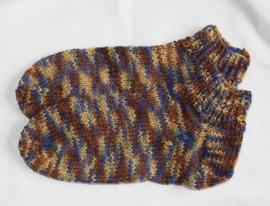 Kleurige sokken maat 30/31