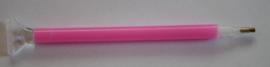 Magic Pickup Pen met achterkant voor 5 steentjes