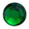 Rhinestones Emerald SS4