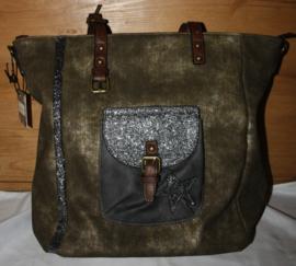 Grote Tas met Ster (groen)