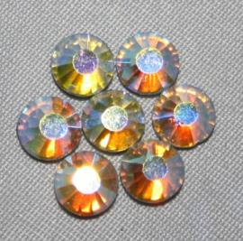 Rhinestones Crystal AB SS4