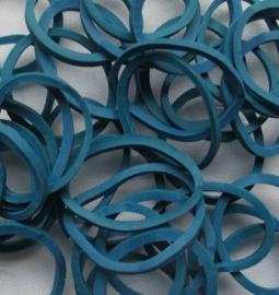 Loombands Blauw