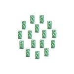 FP Retangle Green