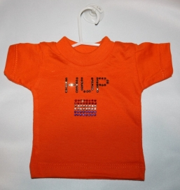 Raamhanger t-shirt Hup Holland