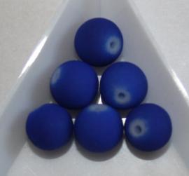 Glaskraal rond Cobaltblauw