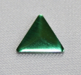 Triangle Green (8x8 mm)