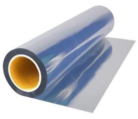 Soft Metallic Flex Zilver 30x50 cm