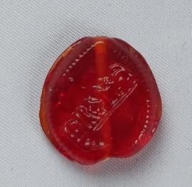 Glaskraal rood