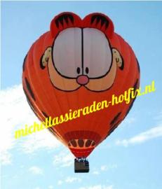 Luchtballon 40x45 cm