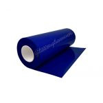 Flock Koningsblauw 30x50 cm