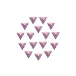 FP Triangle pink