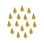 Drop 3x6 Gold