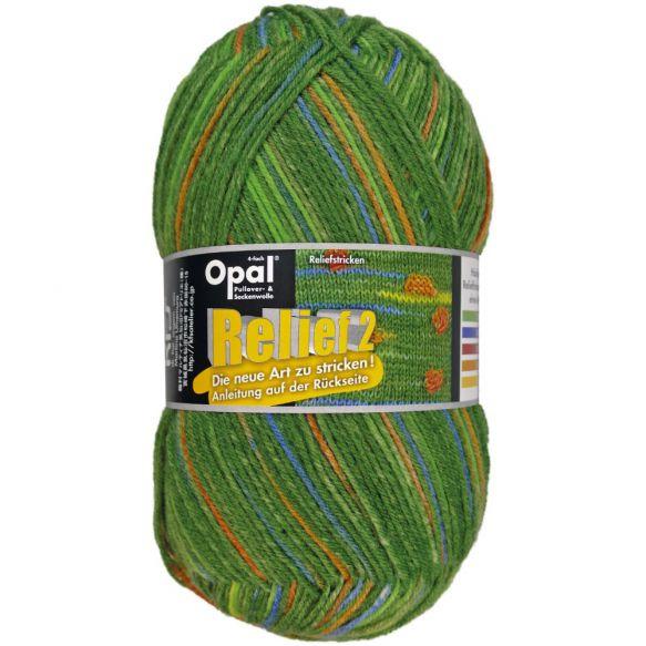 Sokkenwol Opal Relief 9660