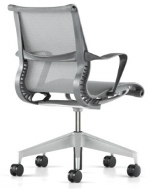 Herman Miller Setu, bureaustoel cradle to cradle