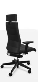 Champ 3C22 Interstuhl (+ hoofdsteun) directie bureaustoel
