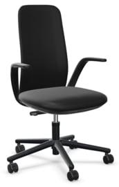 Haworth Nia middelhoge bureaustoel
