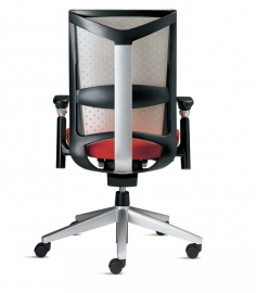Comforto Bureaustoel X 8863 met armleggers Haworth