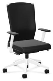 Haworth-Comforto 5695 Dynaflex vaste rug,wit
