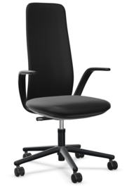 Haworth Nia Hoog bureaustoel