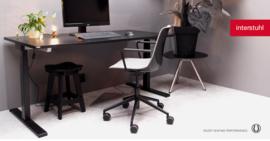 Bureaustoel SHUFFLE SU153 ACTIE thuiswerkplek