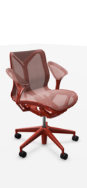 Herman Miller Cosm low back Dipped in colour