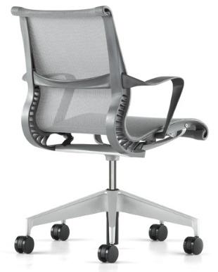 Herman Miller Setu, bureaustoel cradle to cradle