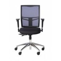 Bureaustoel NEN EN-1335  netweave rug