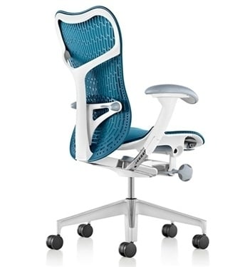 Mirra 2 Herman Miller, bureaustoel cradle to cradle