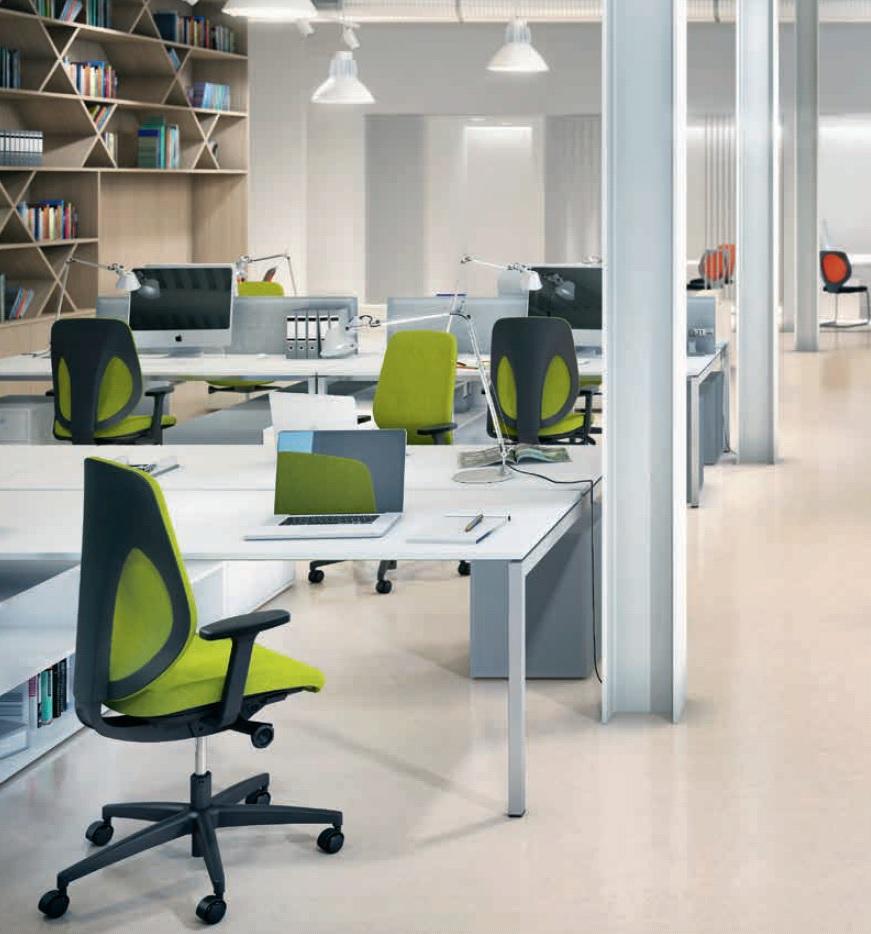 Giroflex 353 bureaustoelen