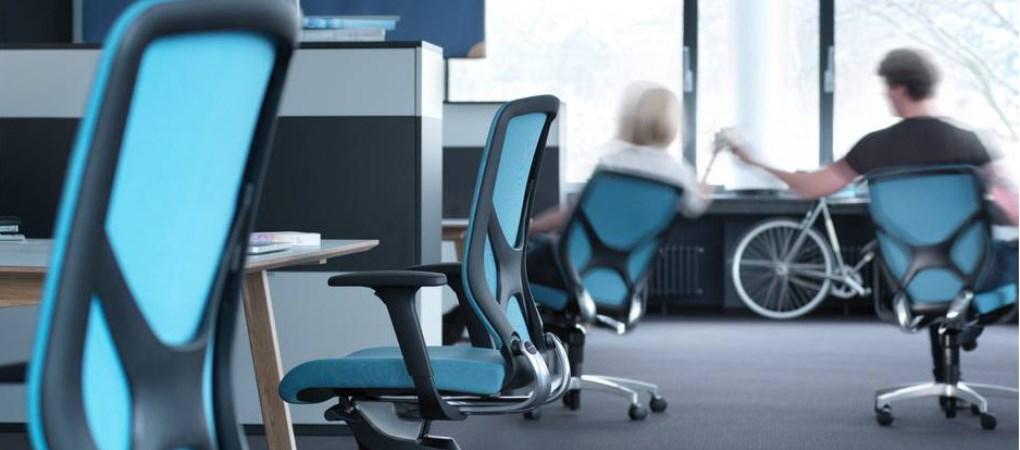 Wilkhahn slide IN bureaustoel