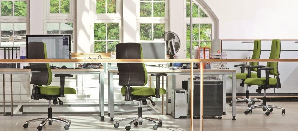 Prosedia bureaustoelen silde 1