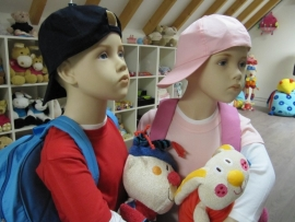 Kindercap 1 tot 5 jaar met naam