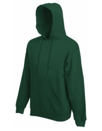 Sweater Capuchon Groen