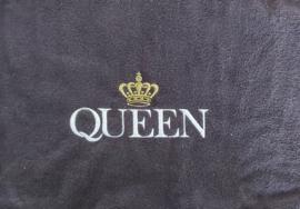 Set Badjassen King & Queen met kroon