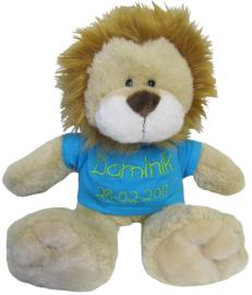 Leeuw 45cm met naam