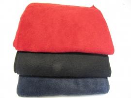 Fleece sjaal met naam