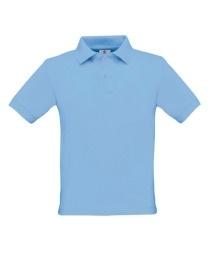 Poloshirt Maat:152/164 met naam