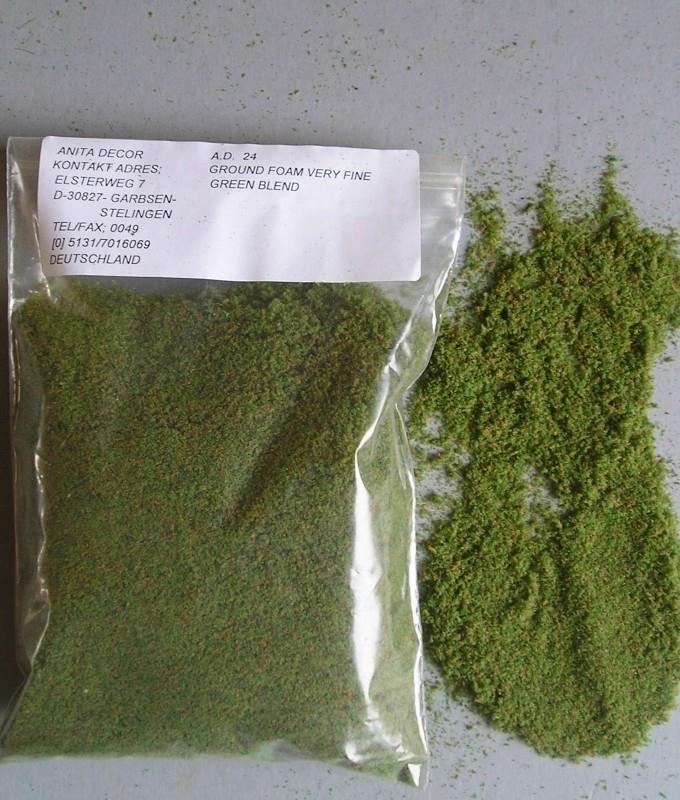 AD-24 blended mix, vlokken zeer fijn