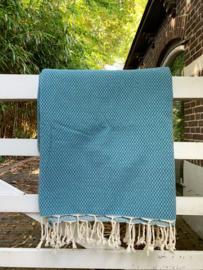 Plaid of  grand foulard katoen - Ottoman - 195x300cm (LANTARA)