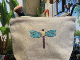 Dragonfly  Pouch Tasje - LANTARA