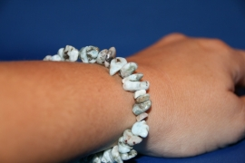 Split armband - Larimar