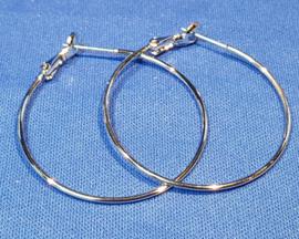 Oorbel ringen (2 stuks)